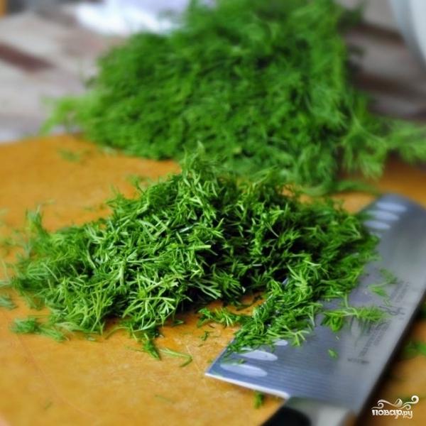 Клубничный салат со шпинатом - фото шаг 4