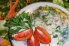 Пангасиус с рисом в духовке