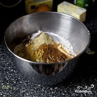 """Имбирное печенье """"Традиционное"""" - фото шаг 1"""
