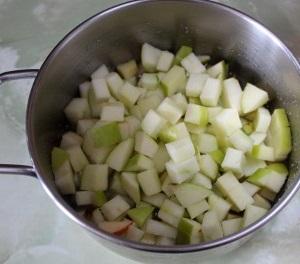 Варенье из яблок с корицей - фото шаг 2