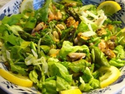 Салат из морского коктейля - фото шаг 6