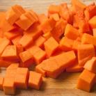 Рецепт Паста с тыквой и креветками