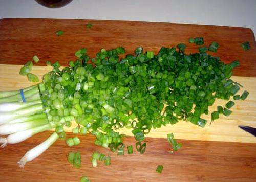 Овощной салат с креветками и лимоном - фото шаг 10