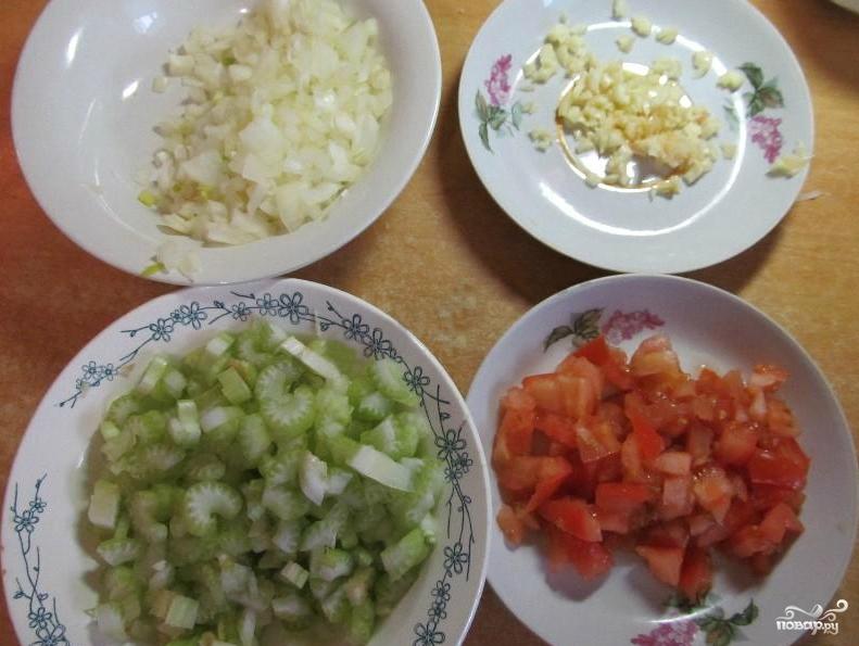 Жиросжигающий суп - фото шаг 3