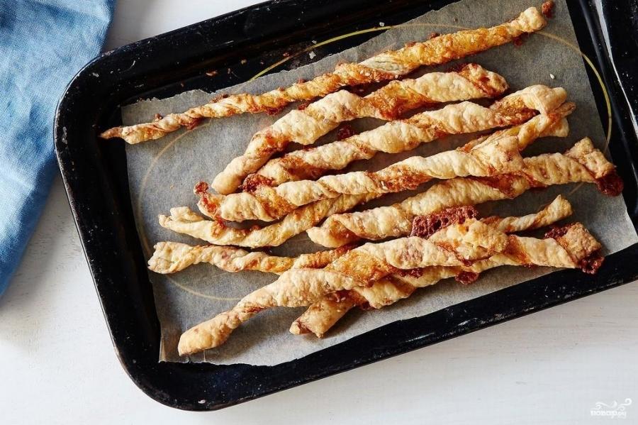 Сырные палочки в духовке рецепт с фото пошагово
