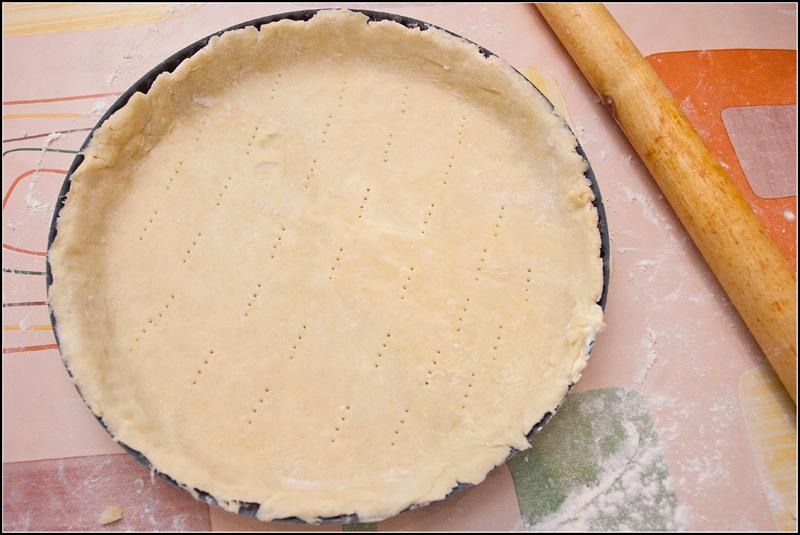 Пирог со смородиной и творогом - фото шаг 3