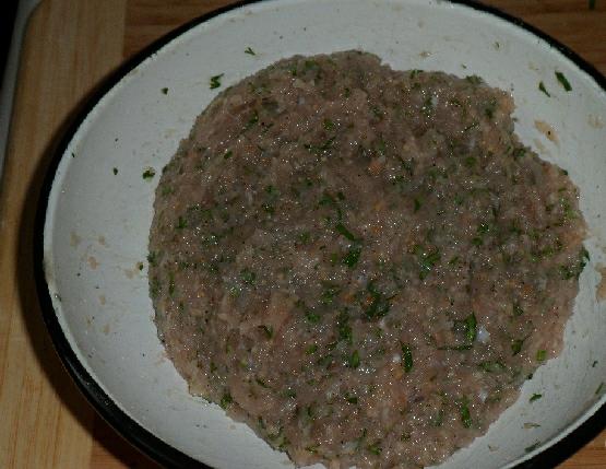 Фарш для фрикаделек для супа - фото шаг 2