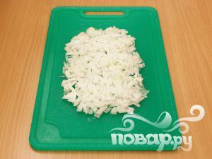 Закуска из крабовых палочек - фото шаг 2