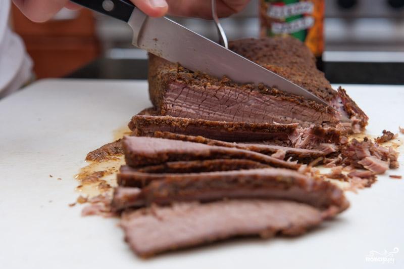 Филе говядины в духовке - фото шаг 5