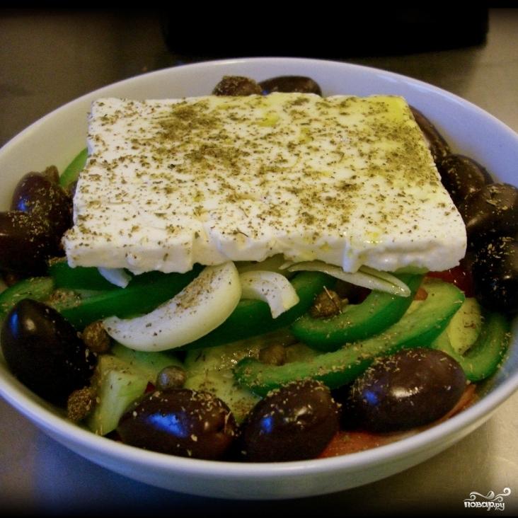 Салат с Фетаксой - фото шаг 9