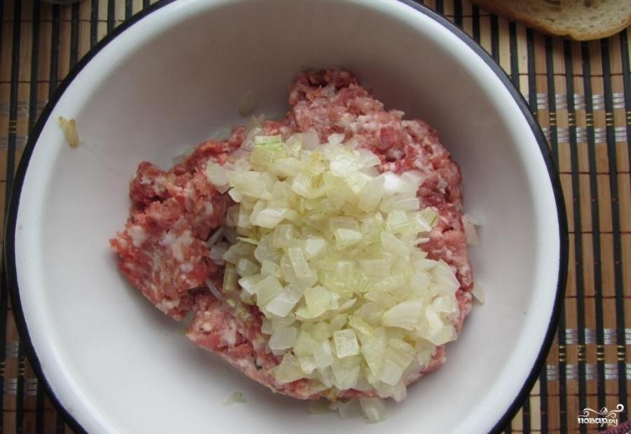 рецепт котлет из мяса свинины и курицы