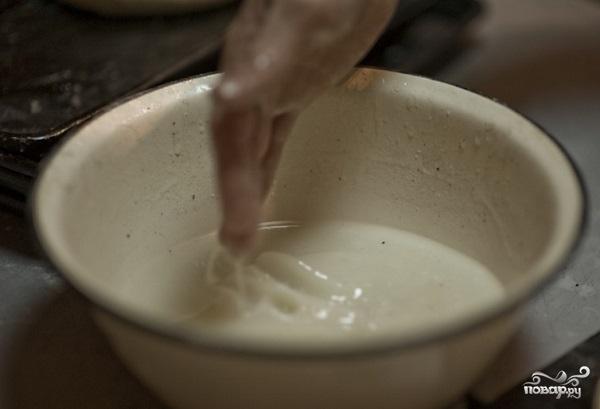 "Армянский хлеб ""Матнакаш"" - фото шаг 4"