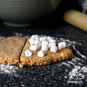 """Печенье из сладкого картофеля """"Пряное"""" - фото шаг 4"""