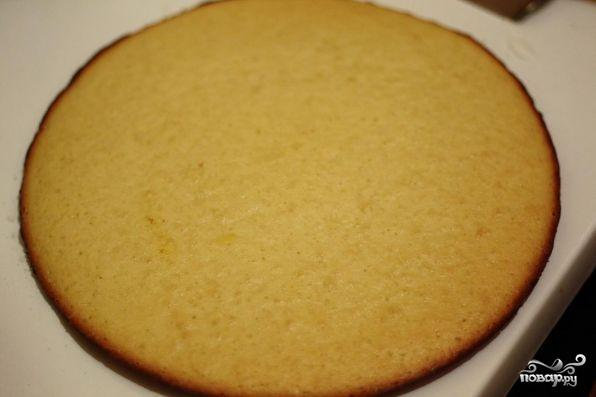 "Торт ""Птичье молоко"" - фото шаг 2"