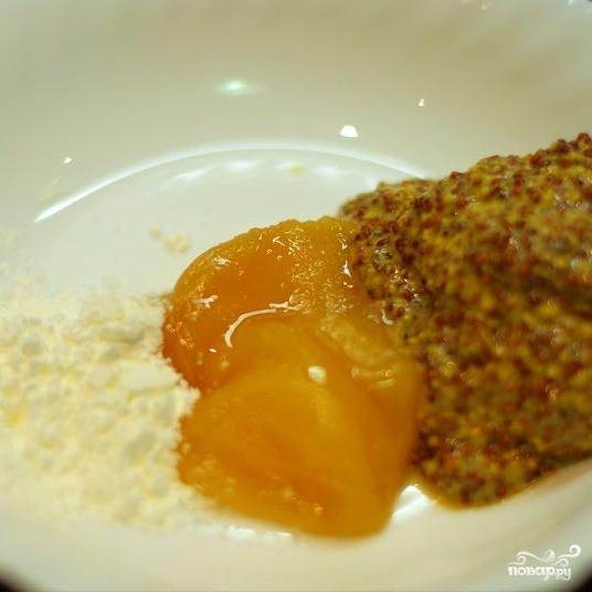 Куриное филе в медово-горчичном соусе - фото шаг 6