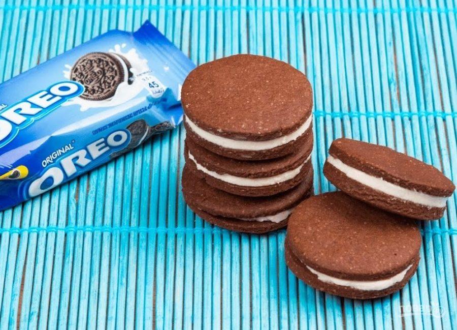 Печенье орео как приготовить 21