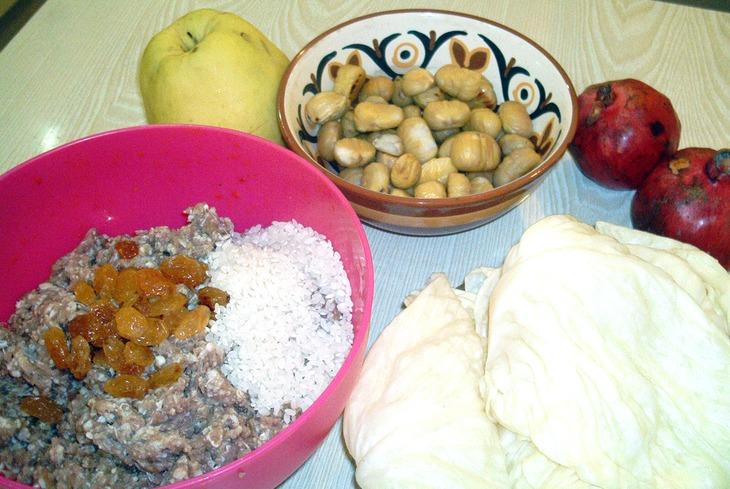 Рецепт Долма из капусты