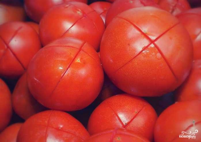 Детский томатный суп - фото шаг 1
