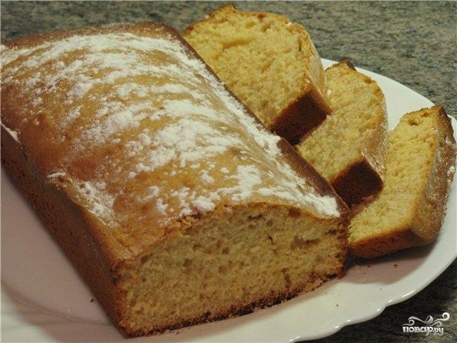 Рецепт Кекс с мармеладом