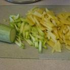 Рецепт Картошка с кабачками