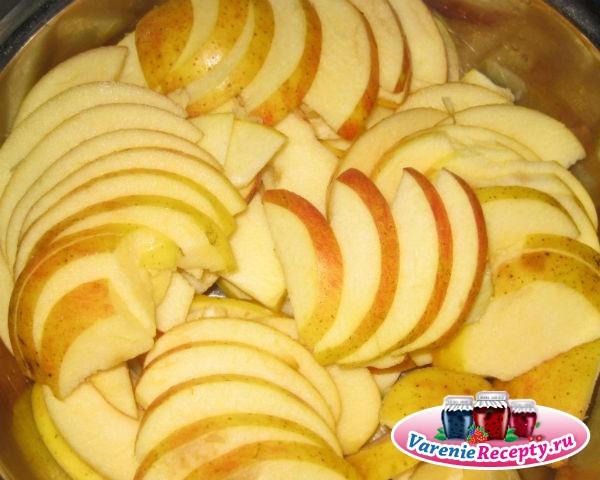 Варенье из сушеных яблок - фото шаг 4