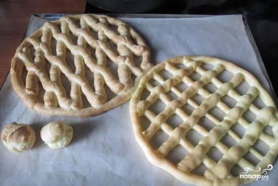 Заварное тесто на растительном масле