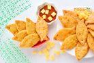 Сырные крекеры-рыбки