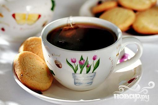 Печенье для чаепития
