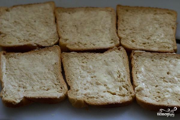 Горячие сэндвичи - фото шаг 1