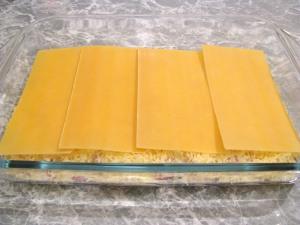 Лазанья с сыром и ветчиной - фото шаг 15