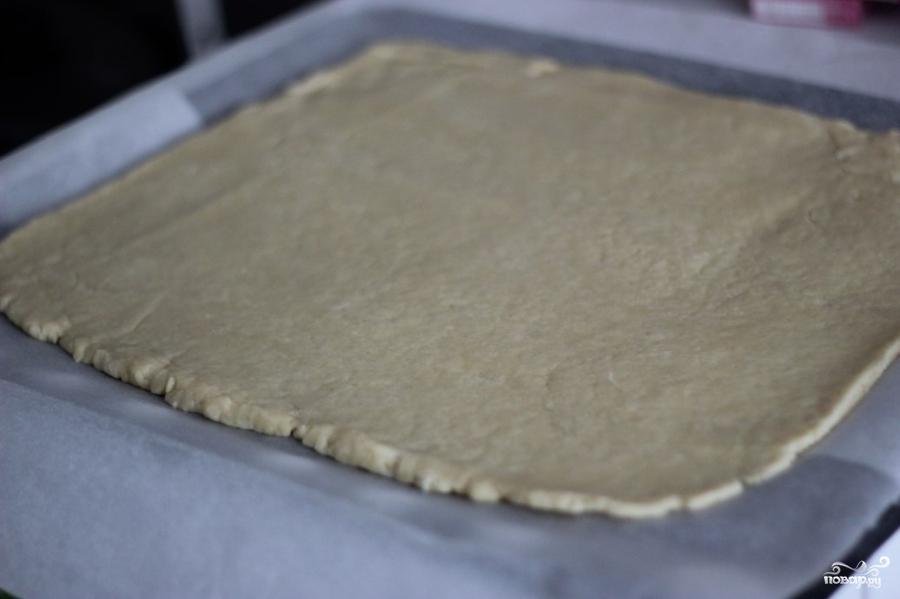 Карамельное печенье с арахисом - фото шаг 2
