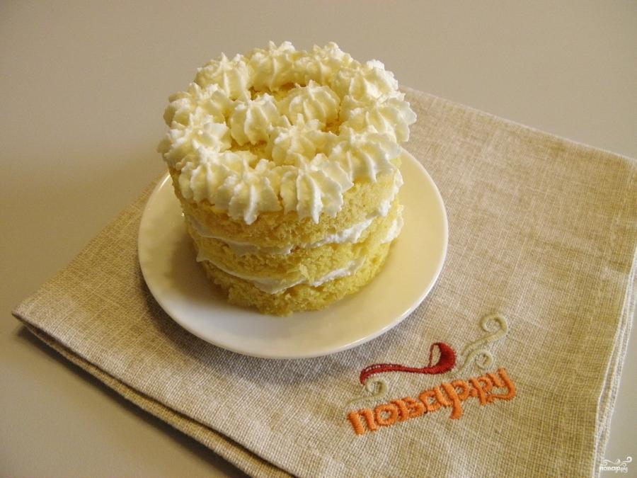 Сырный крем для торта рецепт с фото