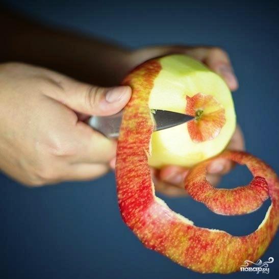 Тушеное мясо утки с яблоками - фото шаг 6