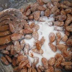 Сахарный миндаль - фото шаг 6