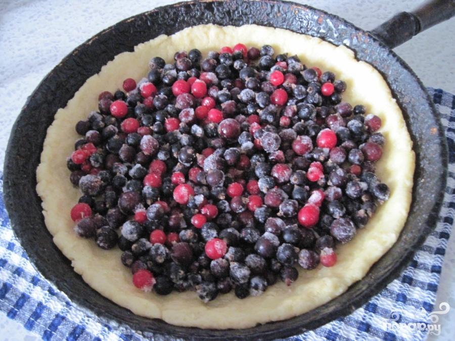 Как сделать пирог из смородины 436