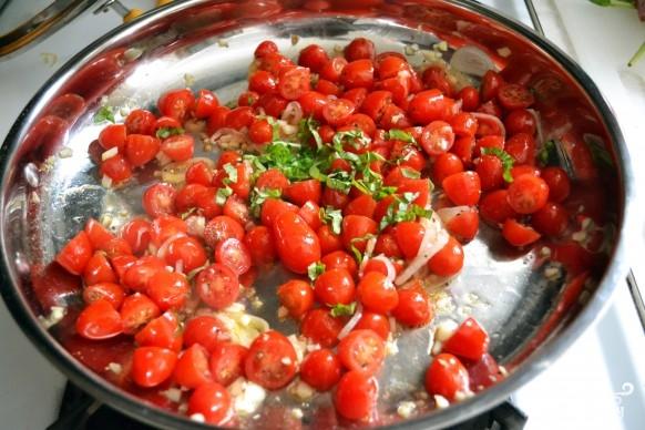 Cоус итальянский для спагетти - фото шаг 7