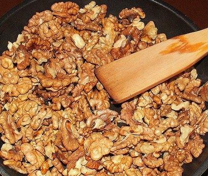 Пахлава с орехами - фото шаг 2