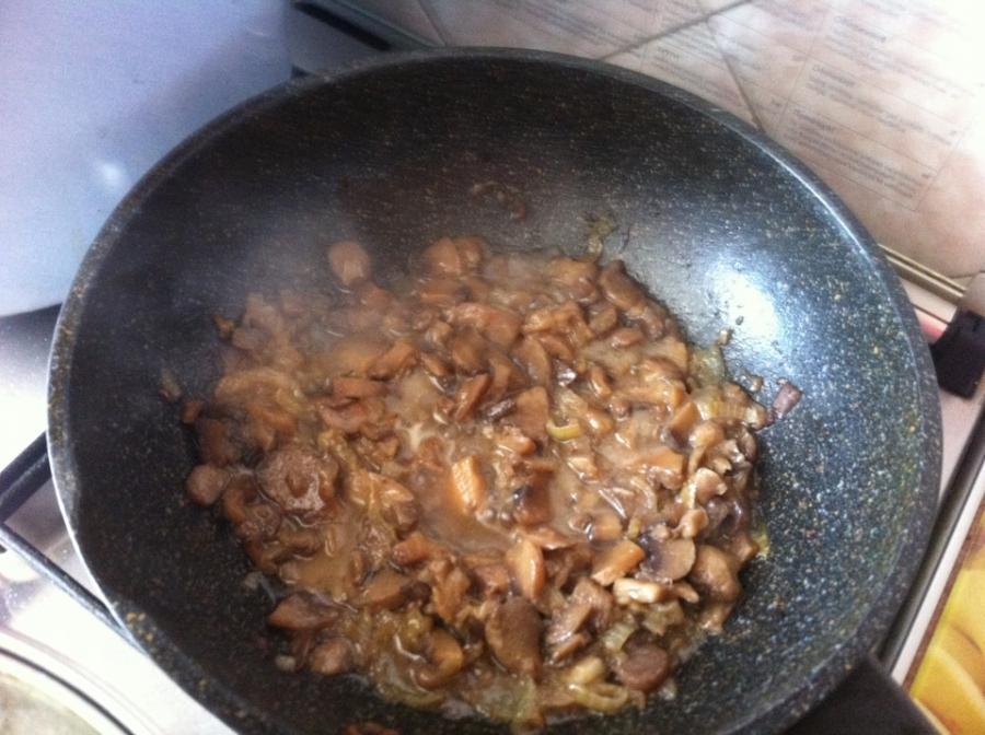 Рецепт Блинчики с куриной грудкой