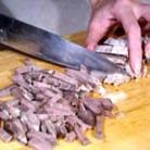 Рецепт Макаронная запеканка с телячьими языками