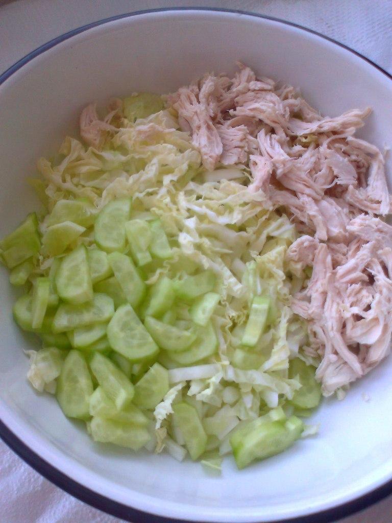 Салат для любимых - фото шаг 1