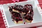 Пирог со свежими ягодами