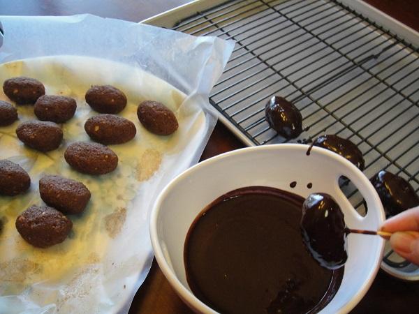 """Пирожное """"Шоколадная картошка"""" - фото шаг 6"""