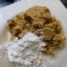 Рецепт Ягодный коблер с персиками