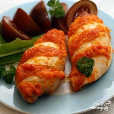 Курица пири-пири - фото шаг 7