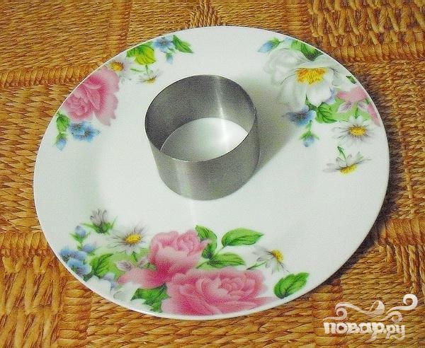 салат золотое кольцо рецепт