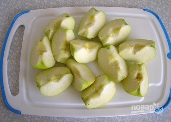 Желе яблочное - фото шаг 2