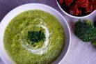 Вкусный суп из брокколи