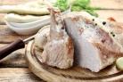 Свинина, запеченная со сметаной