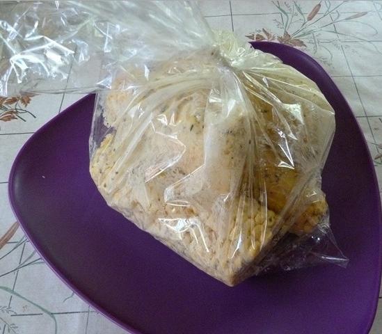 Кукуруза, запеченная в рукаве - фото шаг 2