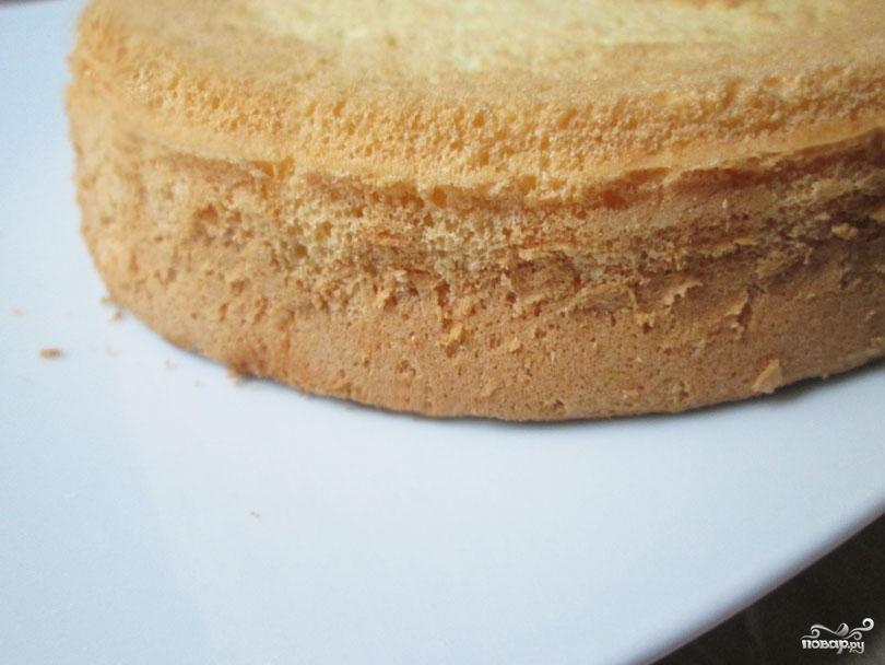 Рецепты быстрого и простого бисквита пошагово